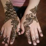 image of mehndi design (5)