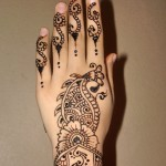pictures of mehndi designs for hands (8)