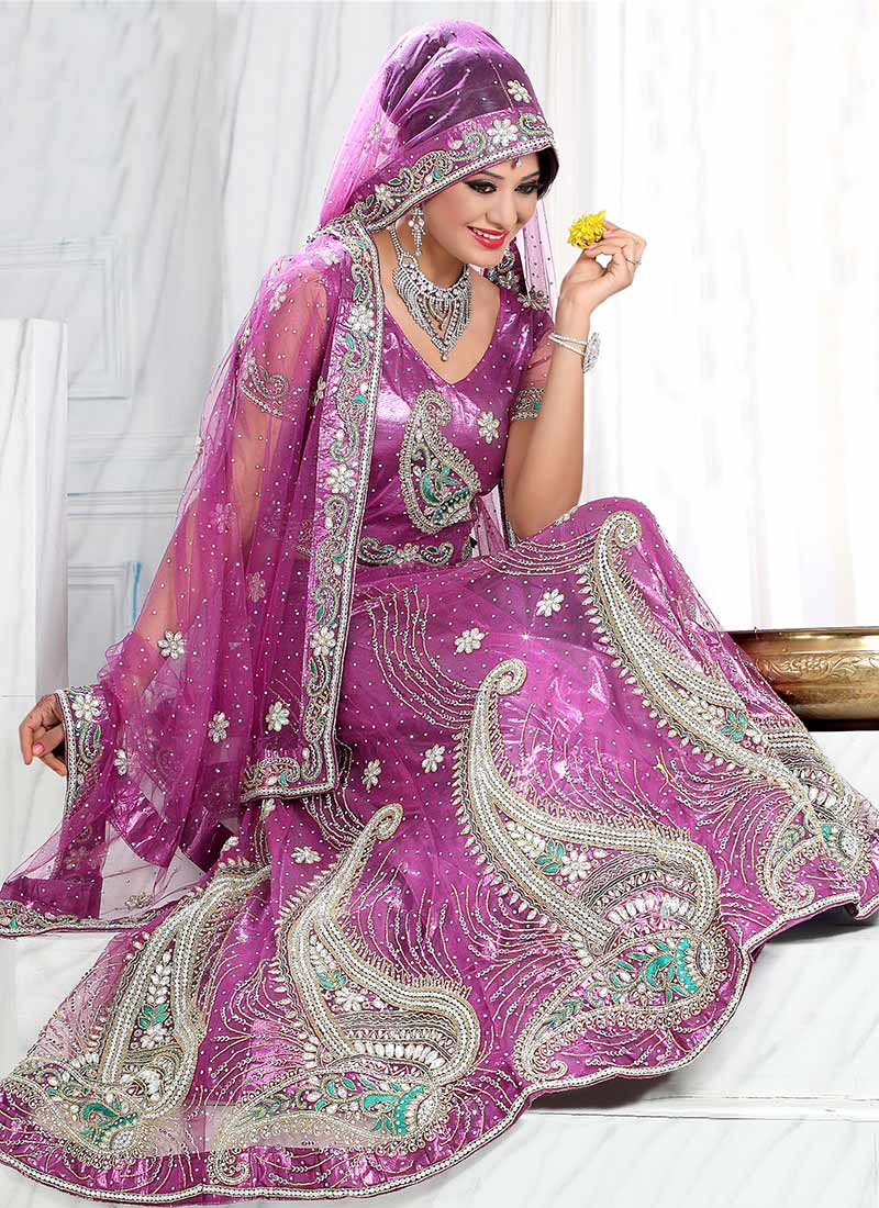 Indian Wedding Dresses 2014 20