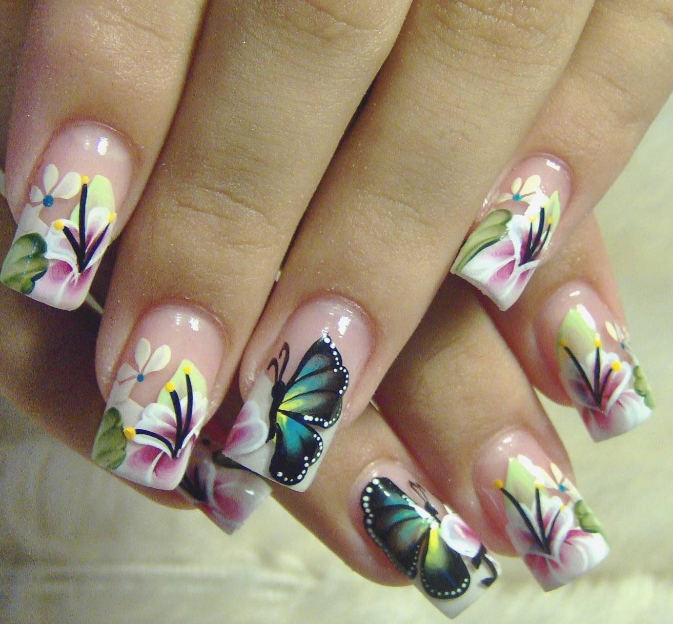 - Get Wild And Crazy With Zebra Nail Designs!