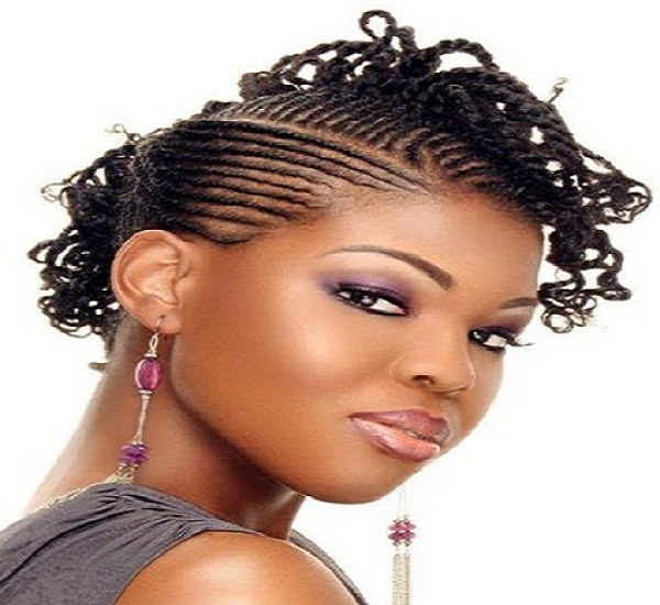 Fabulous Get Ready For Some Unique Yet Natural Hairstyles For African Short Hairstyles Gunalazisus