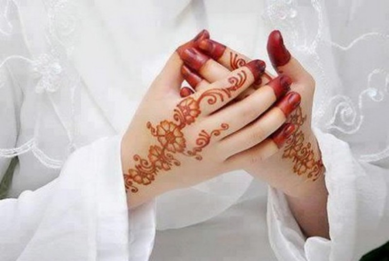 Mehndi For Teenage Girls : Latest simple mehndi designs for girls with brilliant innovation