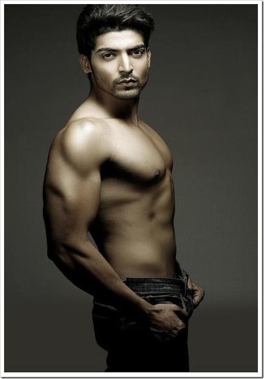 Shirtless Bollywood Men, Gurmeet Choudhary Shirtless
