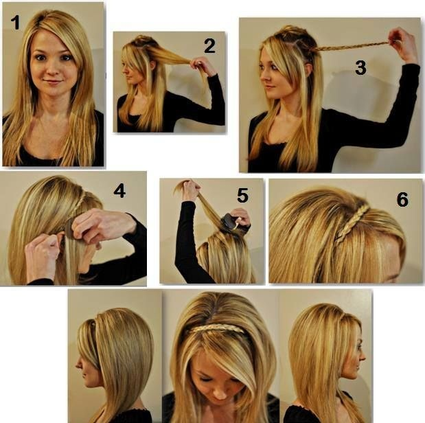 The gallery for -- Easy Everyday Hairstyles For School