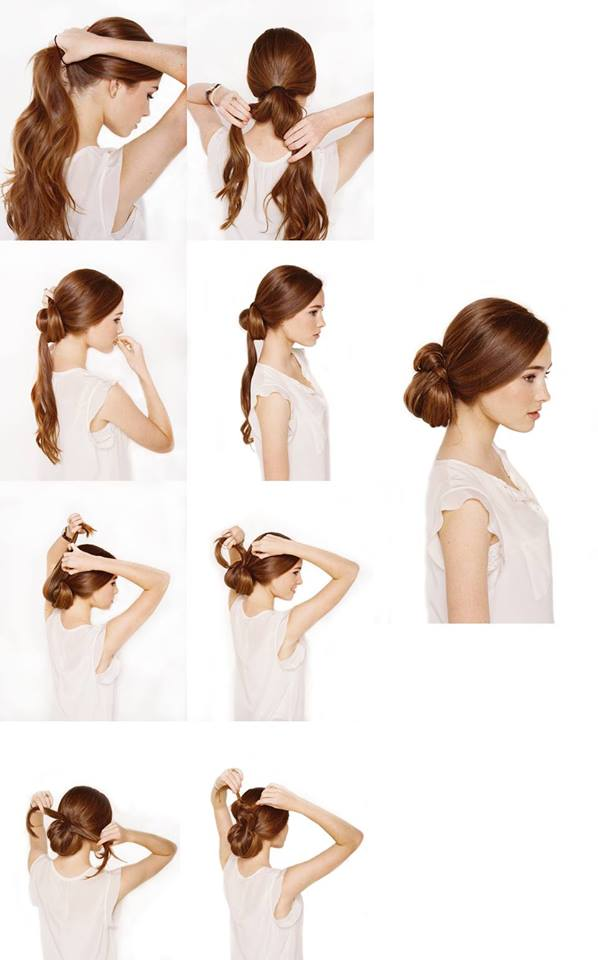 Brilliant Quick And Easy Hairstyles For Long Hair For School Hairstyle Inspiration Daily Dogsangcom