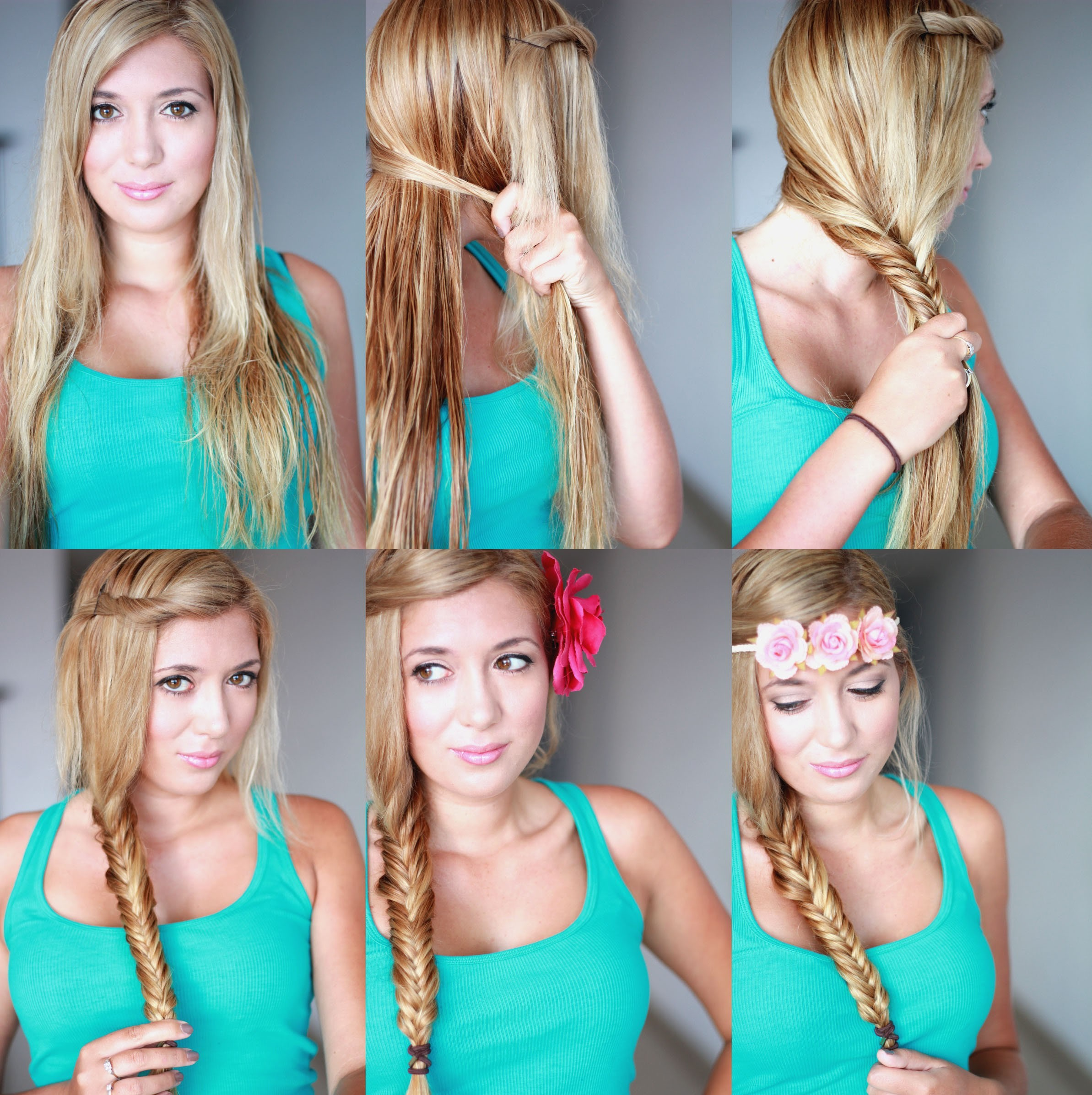 Remarkable How To Do Easy Braid Styles Braids Hairstyle Inspiration Daily Dogsangcom