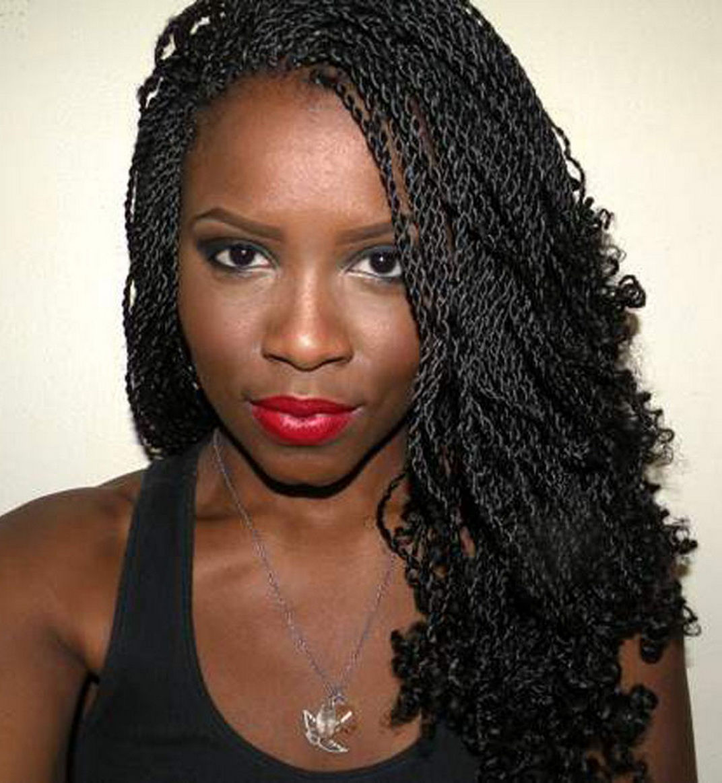 Hair Braids Hairstyles for Black Women