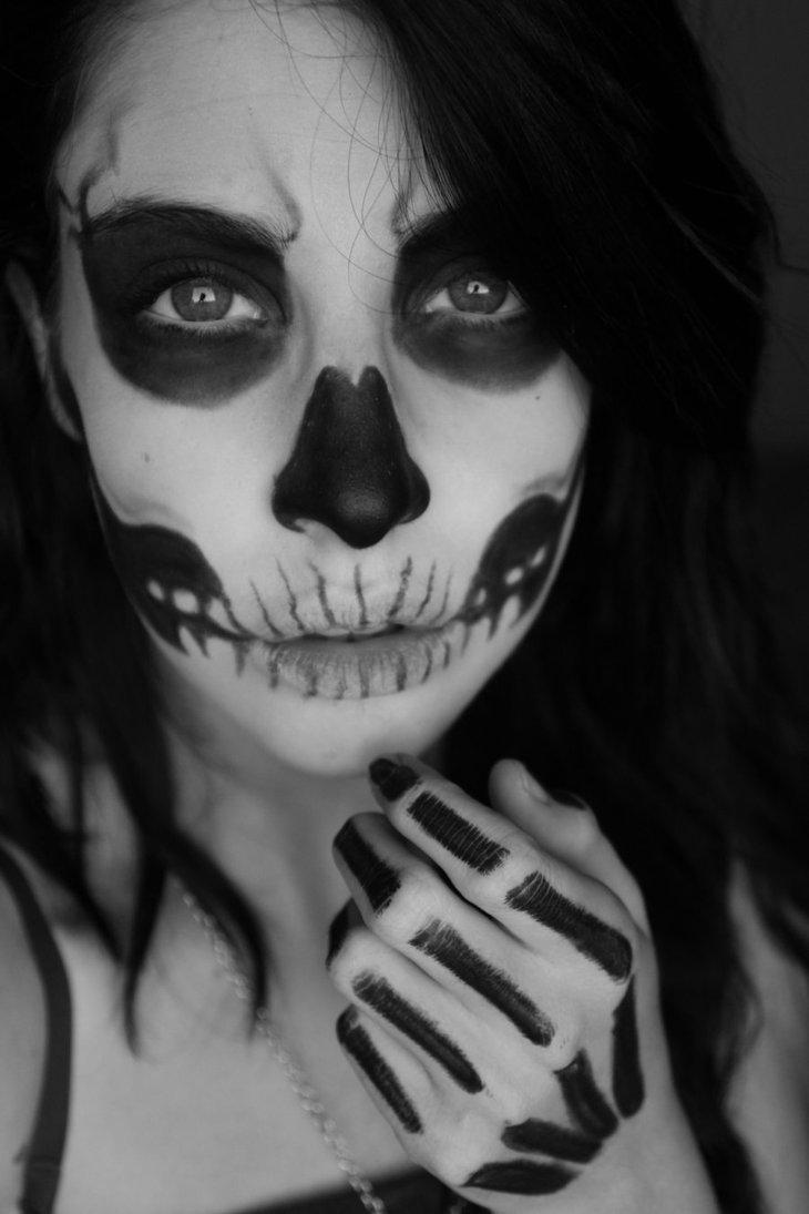 halloween-makeup.jpg (730×1095)
