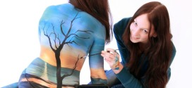 Body Painting: Creativity to Apply On Body