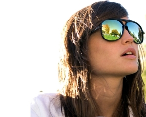 Double shaded Sunglasses – A Fashion