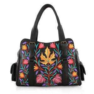 Enjoy True Essence Of Winter With Colored Handbags!