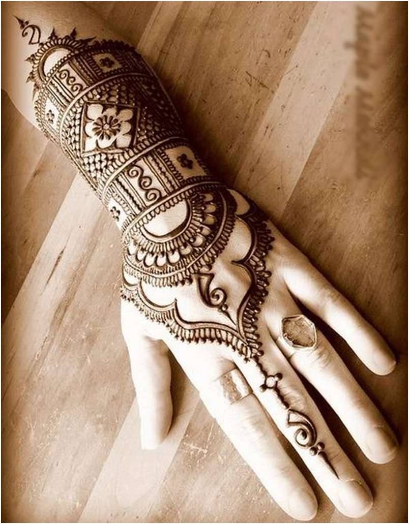 Stylish henna designs for hands new mehndi styles morewallpapers - Perfect 100 Most Beautiful Mehndi Designs Techblogstop