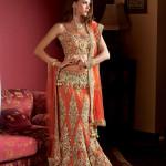 Latest Bridal Dresses Of Pakistan 09