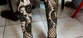 Mehndi Design for Legs Our 15 Top Pics 00